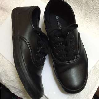 Emerson Leather Sneakers