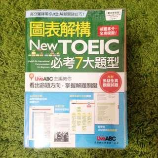 圖表解構new toeic必考7大題型
