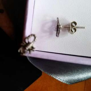 Scorpion Earings