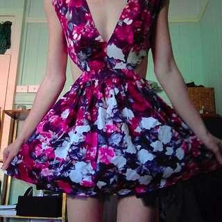 ASOS Oh My Love London Dress