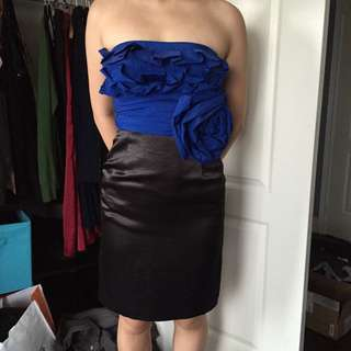 BCBG semi Formal Dress