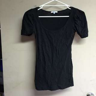 Black Top Size 8/10