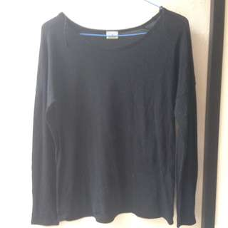 ZARA Long Sleeve Bundle - Navy, Black, Cream