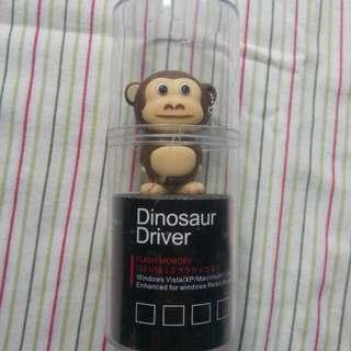 Flashdisk 1GB Mini Monkey Import
