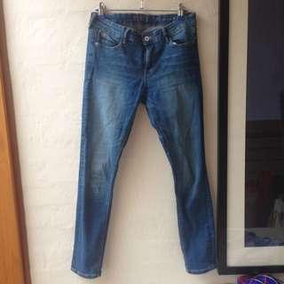 ZARA Stretchy Skinny Jeans