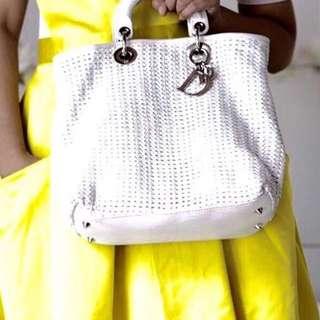 Preloved Dior Woven
