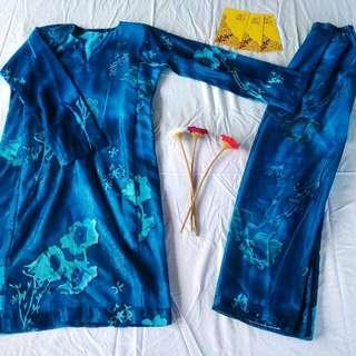 Tailor Made Full Lining Baju Kurung Moden