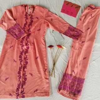 Tailor Made Batik Baju Kurung Moden
