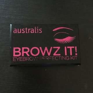 Australis Browz It Kit