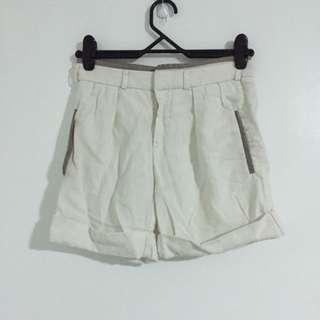 Witchery Linen Shorts