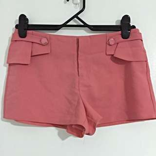 Living Doll Dress Shorts