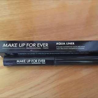 MAKE UP FOR EVER 防水眼線筆