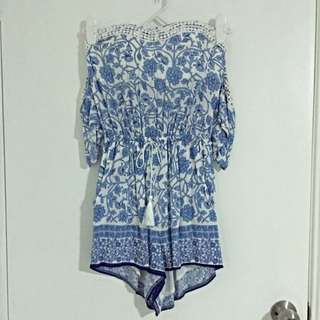 Indikah Playsuit