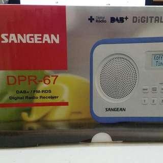 Sangean Digital Radio