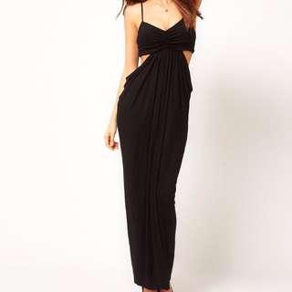 NEW Black Maxi Dress