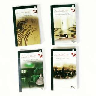 Agatha Christie SET COLLECTION OF STORIES