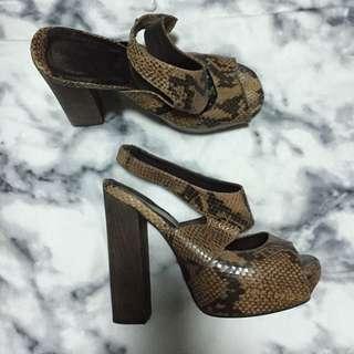TOPSHOP Platform Shoes