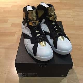Air Jordan 7 Retro C&C Champagne