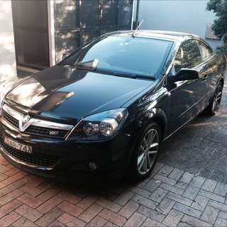 Convertible Twin top Holden Astra 2006