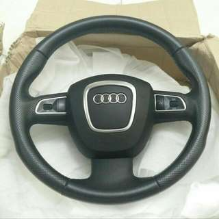 Audi Q5 Q7 A4 A5 Multifunction Steering Wheel with Airbag