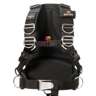 DiveRite TransPac Harness And Weight System (No Wing)