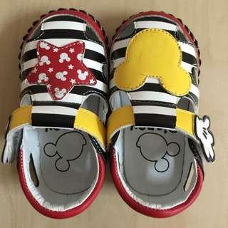 米奇學步鞋13