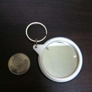 鑰匙圈隨身鏡
