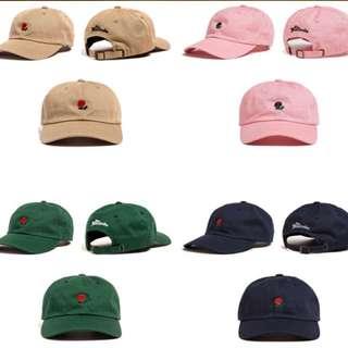 (PO) THE HUNDREDS ROSE CAP