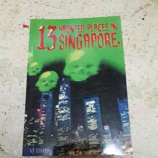 13  Haunted Place In Singapore
