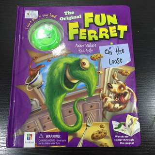 [NEW] The Original Fun Ferret
