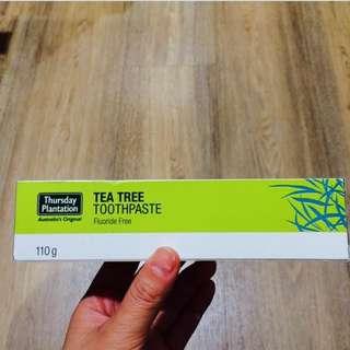 澳洲直購 茶樹牙膏