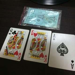 魔術道具(撲克牌)