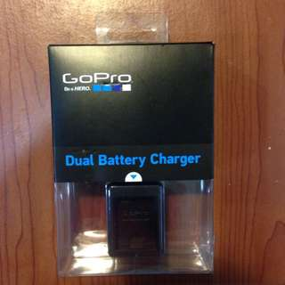 gopro HERO3+ 雙電池充電器