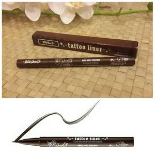 Kat Von D Tattoo Liner Mad Max Brown