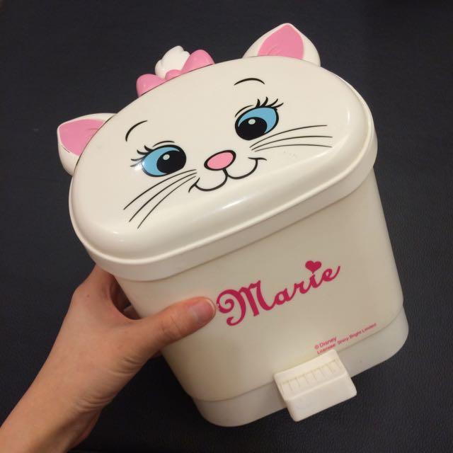 瑪莉貓小垃圾桶