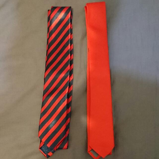 近全新!只使用過一次!領帶