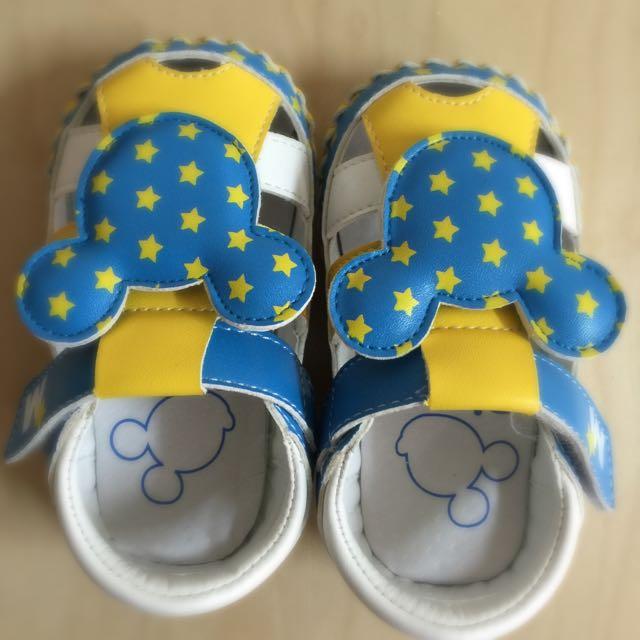 米奇學步鞋