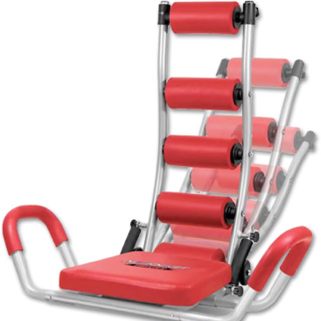 Ab Rocket Abdominal Trainer - As Seen On TV