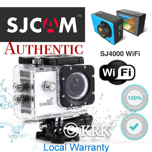 💢New Year SALE 💢SJ4000⚪SJCam 🆓 Gift With Every Purchase