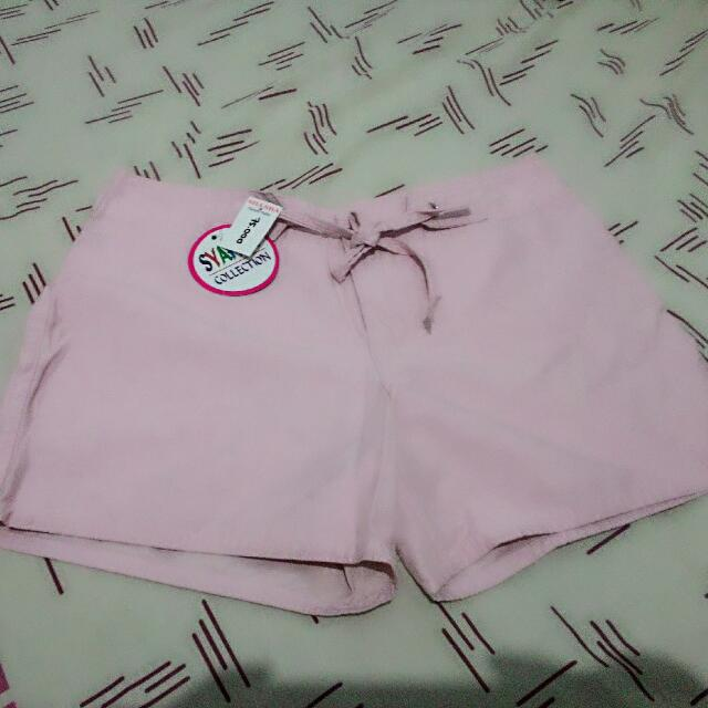 Baby Pink Hotpants
