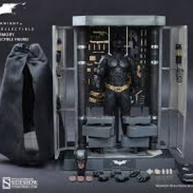 Batman Armory (only batman and armory no Alfred)