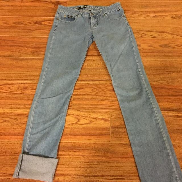 Blue Bubblegum Denim Jeans
