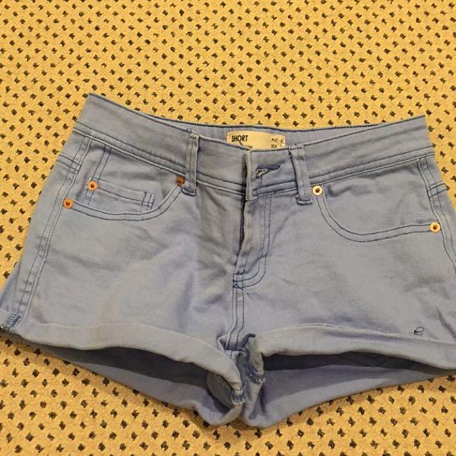 Cotton On Stretchy Denim Shorts