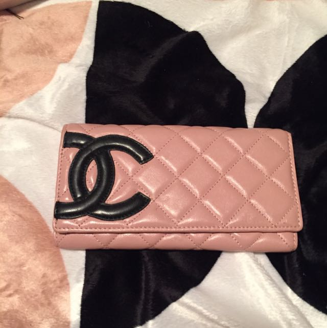 Fake Chanel Wallet