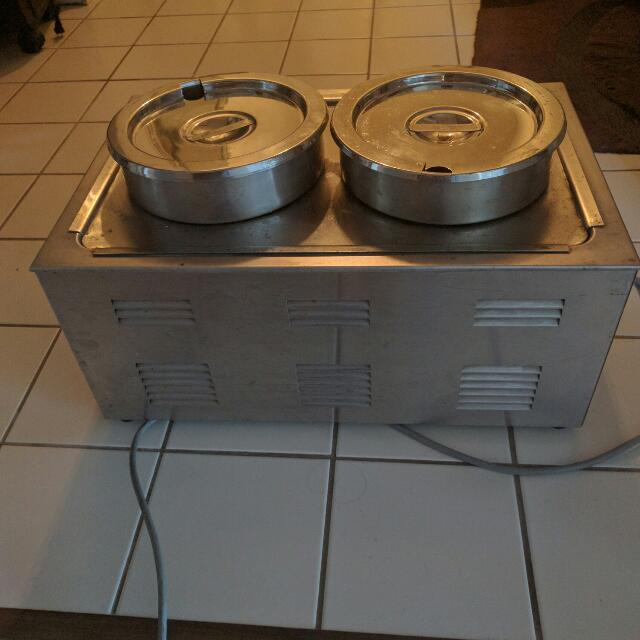 Food/Soup Warmer
