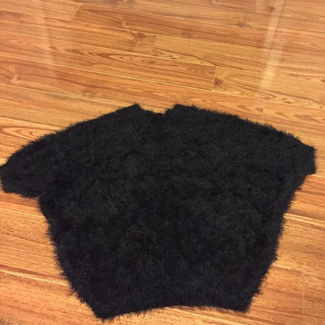 Furry Forcast Top
