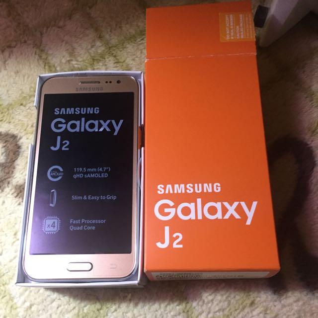 Galaxy Samsung J2