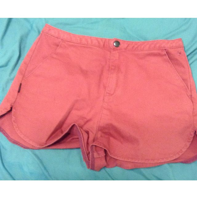 Insight pink shorts
