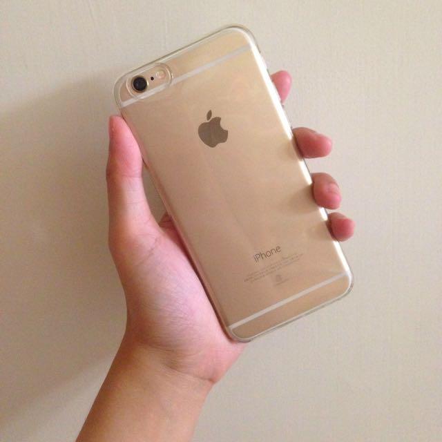 iPhone 6/6s 4.7吋 透明軟殼全包