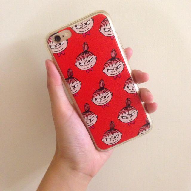 (二手)iPhone 6/6s 4.7吋 小不點手機殼 軟殼全包